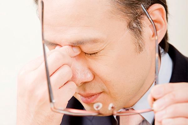 白内障の症状